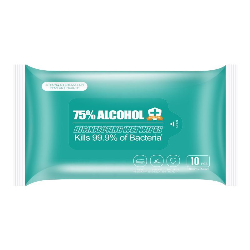 Alcohol wipes 10P-2