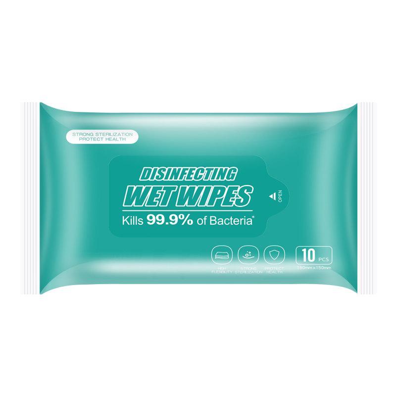 Disinfectant wipes 10P-1