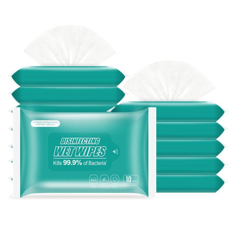 Disinfectant wipes 10P-2