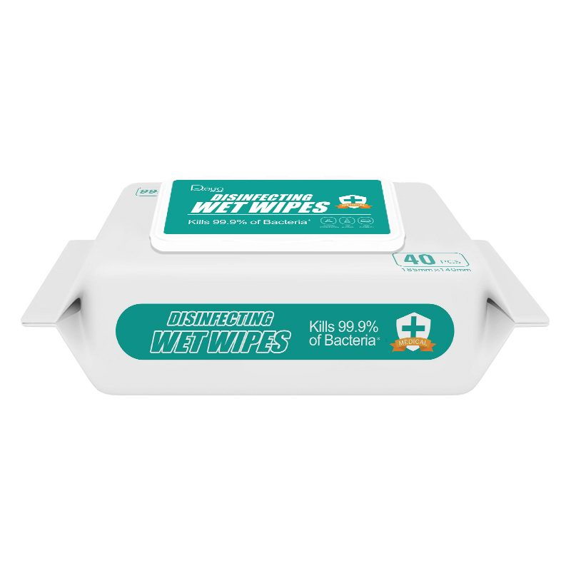 Disinfectant wipes 40P-1