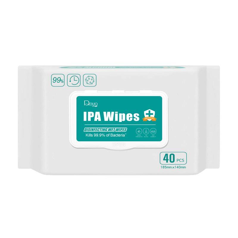 IPA wipes 40P-5
