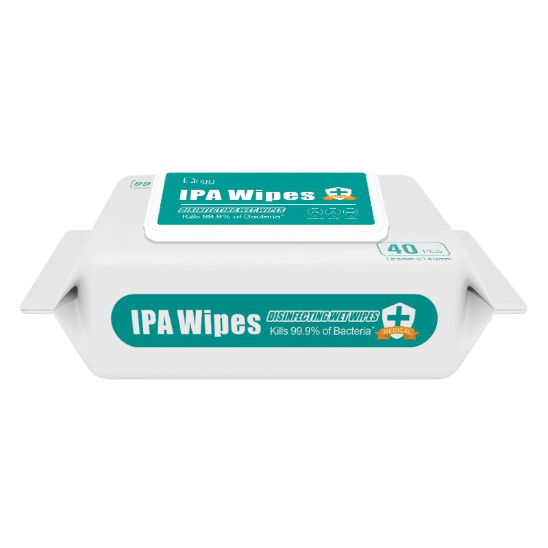 IPA wipes 40P-6