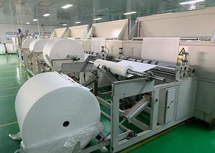 Yeesain production workshop