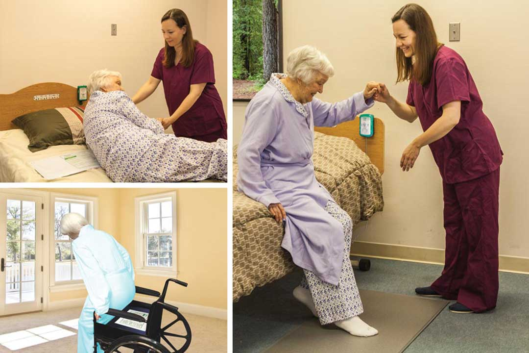 Bed pads for elderly