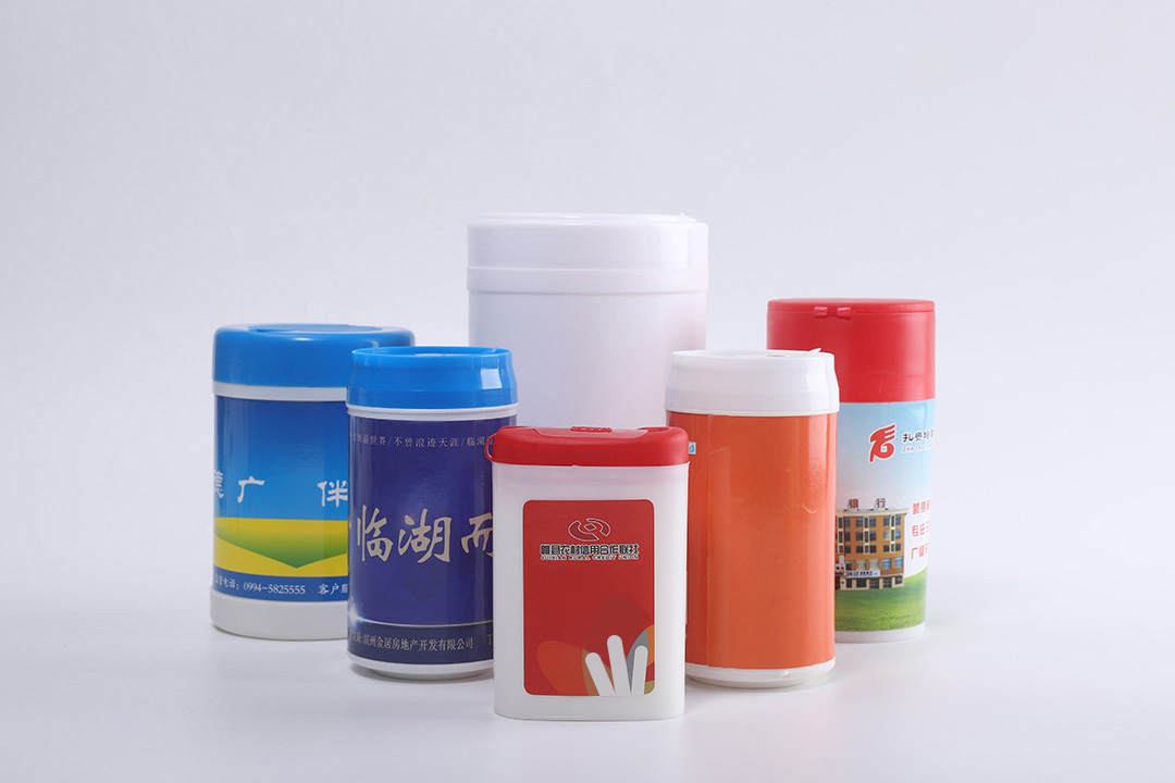 Different types of tube wipes
