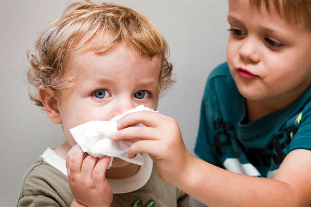 Wipes with safe ingredients can be used on babies