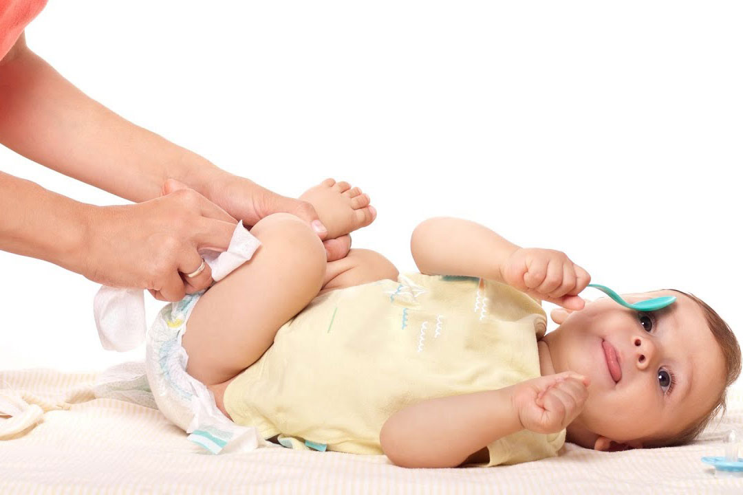 Choose the breathable diapers for your baby