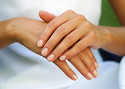 How to care for your hands