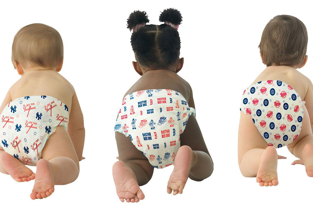 Various baby nappies for sale