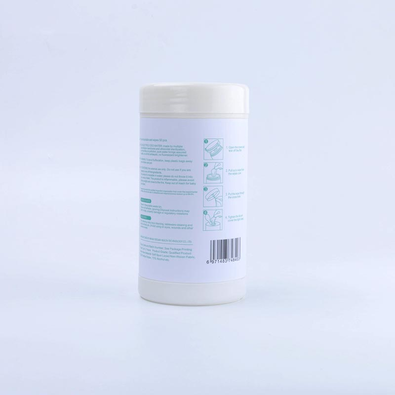 canister wipes ingredient list