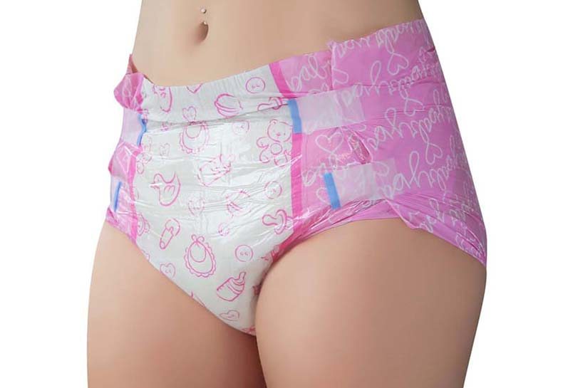 adult diaper with high absorbency