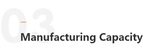 manufacturing capacity title